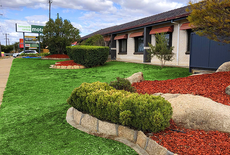 tamworth central motel