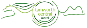 tamworth central motel logo