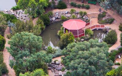 tamworth botanic garden
