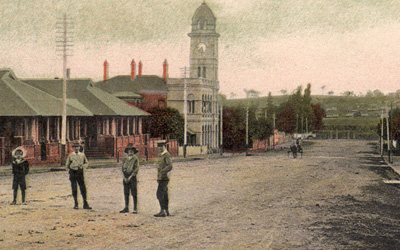 tamworth historical society