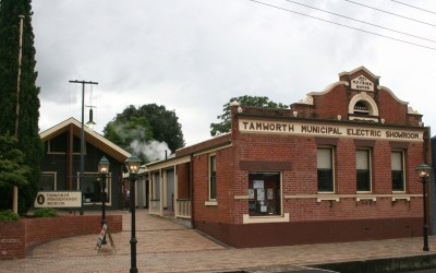 tamworth power station museum