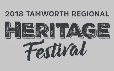 tamworth regional heritage festival